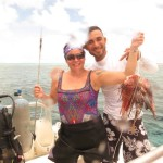 Spearfishing Lionfish