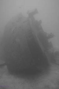 Roatan ship wreck 2